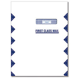 ComplyRight Right Window Jumbo Envelopes For