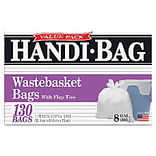 Webster Handi Bag Waste Liners 8