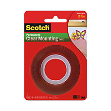 Scotch Heavy Duty Mounting Tape 1
