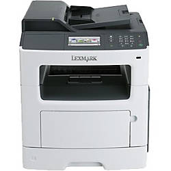 Lexmark MX417de Monochrome Laser All In
