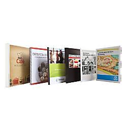 Custom Tape Bound Books