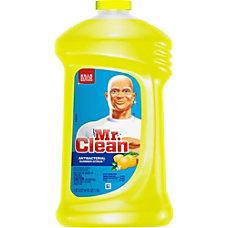 Mr Clean Antibacterial Cleaner Liquid Solution