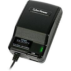 CyberPower CPUAC1U1300 Universal Power Adapter 3