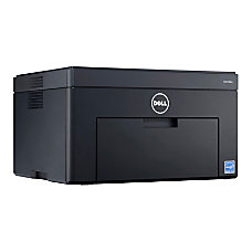 Dell C1760nw Wireless Color LED Printer