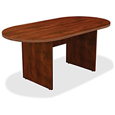 Lorell Chateau Conference Table Edge 36