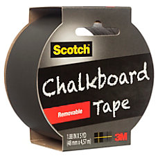 Scotch Chalkboard Tape 3 Core 2