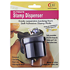 LEE 1 LabelStamp Dispenser 1 Each