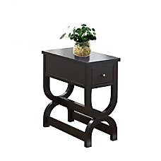 Monarch Specialties Side Table Rectangle 24