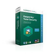 Kaspersky Total Security For 3 Devices