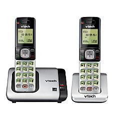VTech 2 Handset DECT 60 Cordless