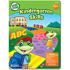 Leap Frog Kindergarten Skills Workbook