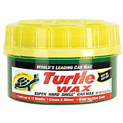 Turtle Wax Super Hard Shell Paste