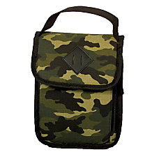 Caliware Camo Lunch Bag 6 12