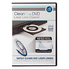 Digital Innovations CleanDr for DVD Laser