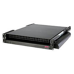 APC by Schneider Electric ACF201BLK Rack