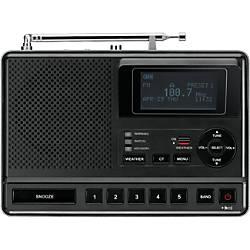 Sangean CL 100 Portable Clock Radio