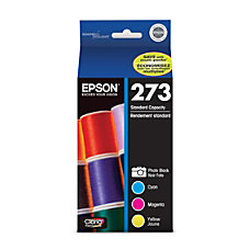 Epson Claria Premium 273 Color Ink