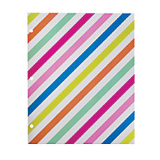 Divoga 2 Pocket Paper Folder Sweet