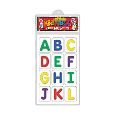 Barker Creek Magnets Magnetic KidABCs Uppercase