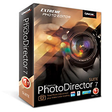 CyberLink PhotoDirector 7 Suite Windows Download