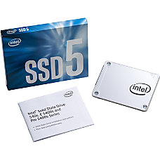 Intel 540s 360 GB 25 Internal