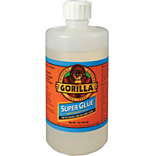 Gorilla Glue Super Glue 16 Oz