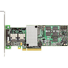 Intel LSI MegaRAID RT3WB080 8 port