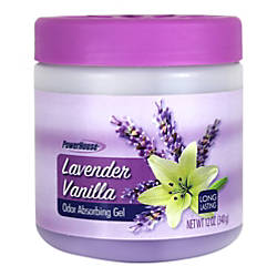 PowerHouse Gel Deodorizer LavenderVanilla 9 Oz