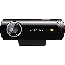 Creative Live Cam 73VF070000000 Webcam 30