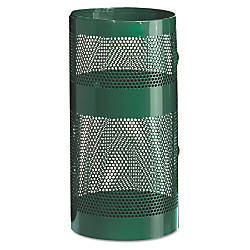 Rubbermaid Commercial Towne Series Round Perforated