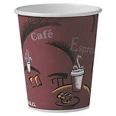Solo Paper Hot Cups 10 Oz