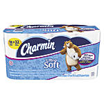 Charmin Ultra Soft 2 Ply Bathroom