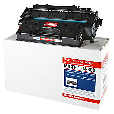 Micromicr Toner Cartridge Black