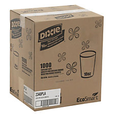 Dixie PLA Paper Hot Cup 10