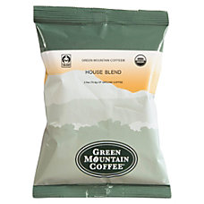 Green Mountain Coffee Organic House Blend
