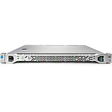 HP ProLiant DL160 G9 1U Rack