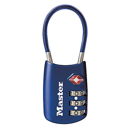 how to set a combination master lock
