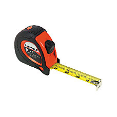 Great Neck Sheffield ExtraMark Tape Measure