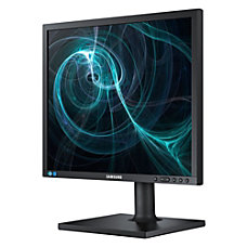 Samsung S19E450BR 19 LED LCD Monitor