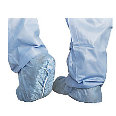 Medline Skid Resistant Scrub Shoe Covers