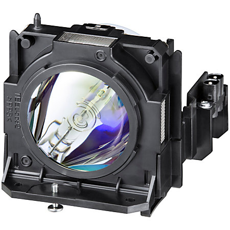 panasonic projector lamp by office depot officemax. Black Bedroom Furniture Sets. Home Design Ideas