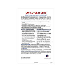 ComplyRight Federal Contractor Posters English National