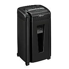 Fellowes Powershred Micro Cut Shredder 465Ms