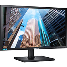 Samsung S24E650PL 236 LED LCD Monitor