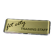 The Mighty Badge Name Badge Starter