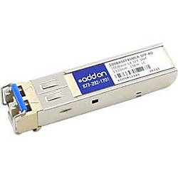 AddOn HP 100BASEFXSMLR SFP Compatible TAA