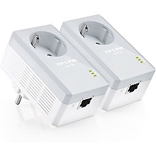 TP LINK AV500 Powerline Adapter with