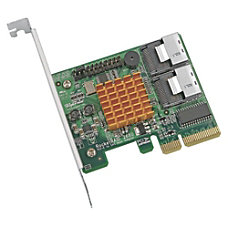 HighPoint 8 Channel PCI Express x4