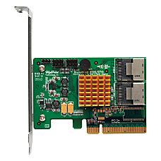 HighPoint 2720SGL 8 port SAS Controller