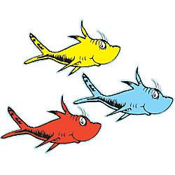 Eureka Paper Cutouts 5 One Fish